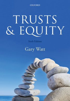 Image of Trusts And Equity
