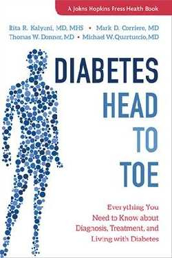 Diabetes Head To Toe : Everything You Need To Know About Diagnosis