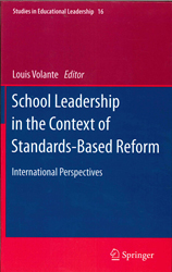 Image of School Leadership In The Context Of Standards Based Reform :international Perspectives