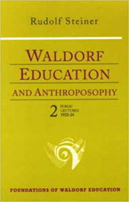 Image of Waldorf Education & Anthroposophy : V2 : Public Lectures 1922-24