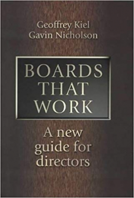 Image of Boards That Work A New Guide For Directors