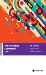 Image of Understanding Commercial Law