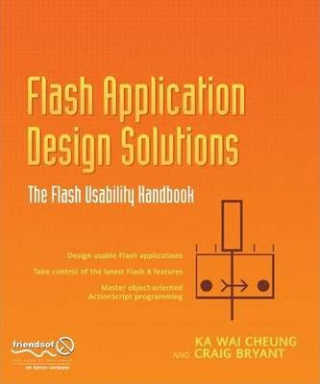 Image of Flash Application Design Solutions The Flash Usability Handbook