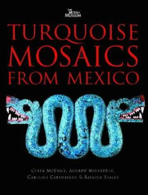 Image of Turquoise Mosaics From Mexico