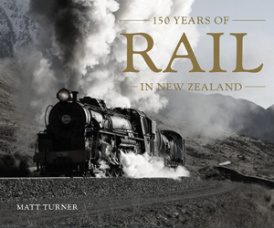 Image of 150 Years Of Rail In New Zealand