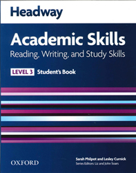 Image of Headway Academic Skills 3 : Reading Writing And Study Skills: Student's Book