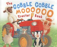 Image of Gobble Gobble Moooooo Tractor Book