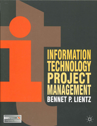 Image of Information Technology Project Management