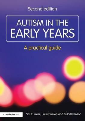 Image of Autism In The Early Years : A Practical Guide