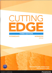Image of Cutting Edge : Intermediate Workbook With Key