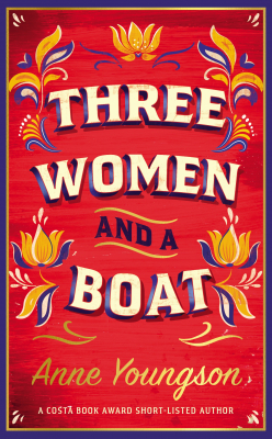Image of Three Women And A Boat