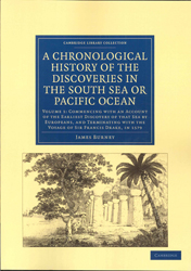 Chronological History Of The Discoveries In The South Sea Orpacific Ocean