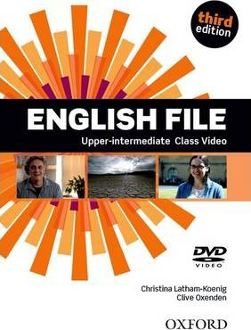 Image of English File : Upper Intermediate : Class Dvd