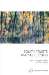 Image of Equity Trusts And Succession