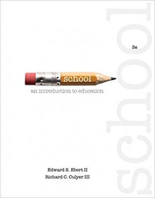 Image of School : An Introduction To Education
