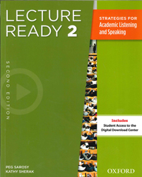 Image of Lecture Ready 2 : Student Book