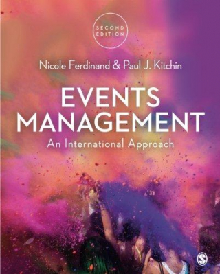 Image of Events Management : An International Approach