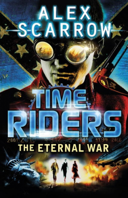 Image of Eternal War : Time Riders Book 4