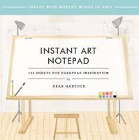 Image of Instant Art Notepad : 100 Sheets For Everyday Inspiration