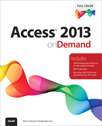 Image of Access 2013 On Demand