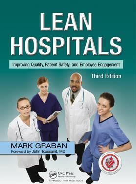 Image of Lean Hospitals : Improving Quality Patient Safety And Employee Engagement