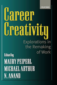 Image of Career Creativity : Explorations In The Remaking Of Work