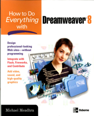 Image of How To Do Everything With Dreamweaver 8 2nd Edition