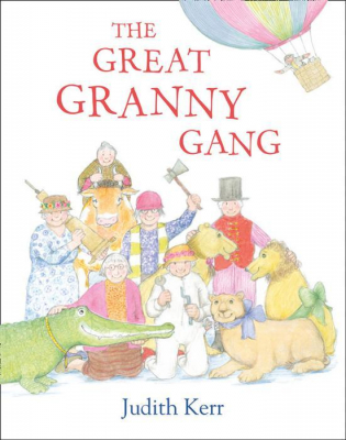 Image of The Great Granny Gang