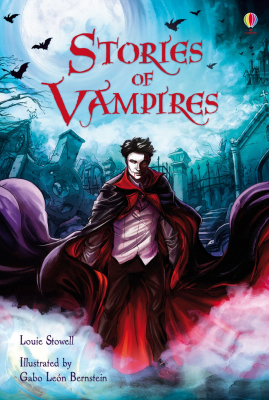 Image of Stories Of Vampires Usborne Young Reading