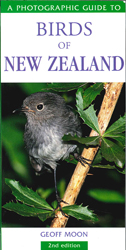Image of Photographic Guide To Birds Of New Zealand