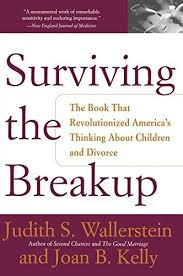 Image of Surviving The Breakup : How Children And Parents Cope With Divorce
