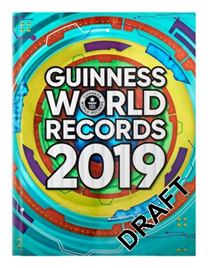 Image of Guinness World Records 2019