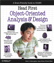 Image of Head First Object Oriented Analysis And Design