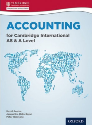Image of Accounting For Cambridge International As And A Level