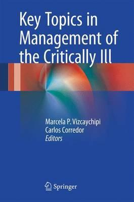 Image of Key Topics In Management Of The Critically Ill