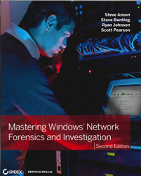 Image of Mastering Windows Network Forensics And Investigation