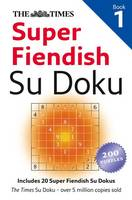 Image of Times Super Fiendish Su Doku Book 1