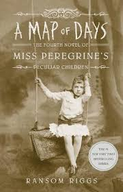 Image of A Map Of Days : Miss Peregrine's Peculiar Children Book 4