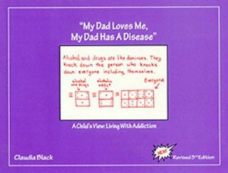 Image of My Dad Loves Me My Dad Has A Disease