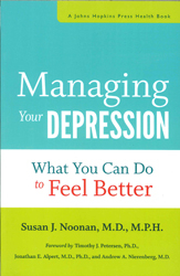 Image of Managing Your Depression : What You Can Do To Feel Better