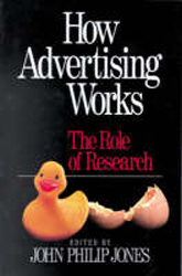 Image of How Advertising Works The Role Of Research