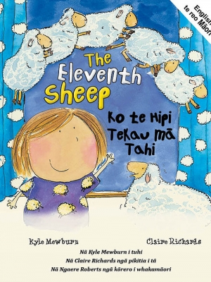 Image of The Eleventh Sheep : English / Samoan Edition