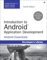 Image of Introduction To Android Application Development Android Essentials