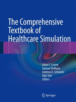 Image of Comprehensive Textbook Of Healthcare Simulation