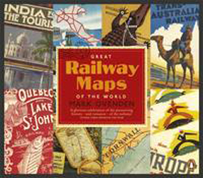 Image of Great Railway Maps Of The World