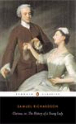 Image of Clarissa Or The History Of A Young Lady : Penguin Classics