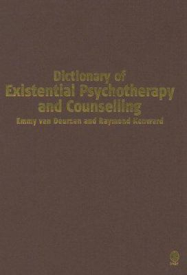 Image of Dictionary Of Existential Psychotherapy & Counselling
