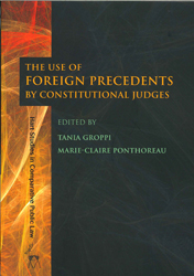 Image of Use Of Foreign Precedents By Constitutional Judges