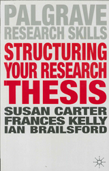 Image of Structuring Your Research Thesis