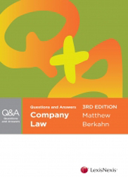 Company Law : Butterworths Questions And Answers